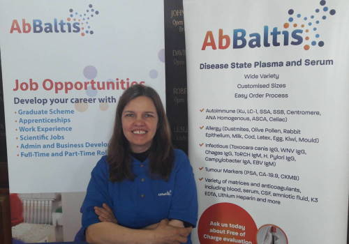AbBaltis Continues To Champion Careers In Science