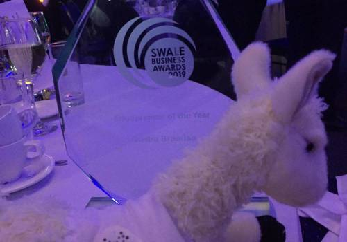 Success At The Swale Business Awards
