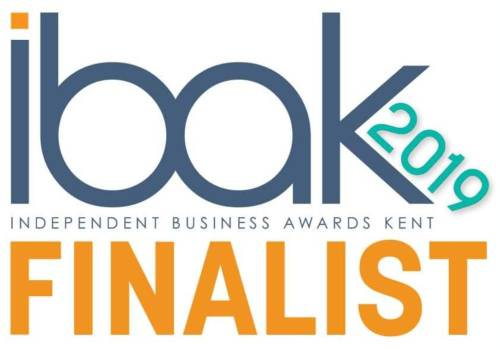 AbBaltis Named Triple Finalists at 2019 Independent Business Awards Kent